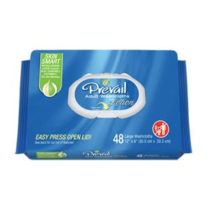 FQWW720CA - Prevail Soft Pack Washcloth