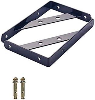 三脚ブラケットブラケット壁取り付け三脚ラックスロットプレート直角固定サポート固定棚サポート