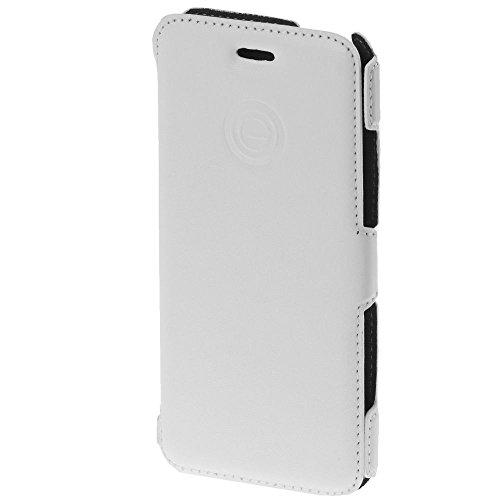 Galeli G-IP6BOOK-02 Book Case Slim in weiß für Apple iPhone 6