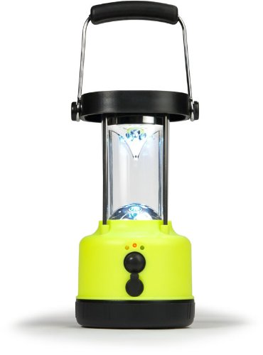 Solar Hybrid LED Lantern, Battery Backup, USB Charger, Regular Size, Outdoor Stuffs