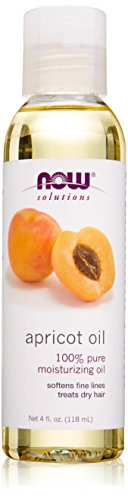 NOW Apricot Kernel Oil 4 Ounce product image