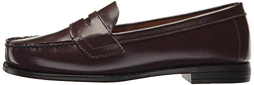 - Eastland Womens Classic Ll Leather Closed Toe Loafers, Burgundy, Size 8.5