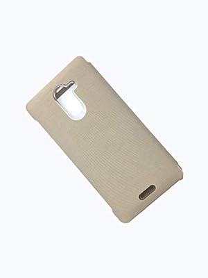 cheaper c73e8 597ac Smart flip cover for Infinix Hot 4 Pro - Gold: Amazon.com