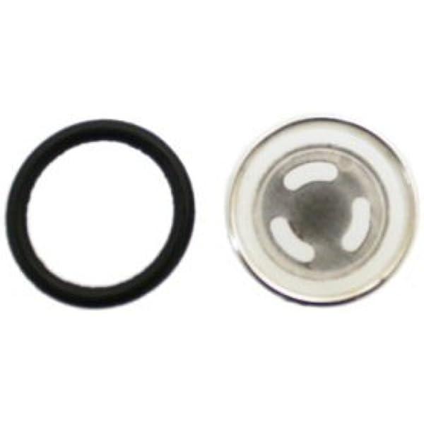 KAWASAKI NINJA 250 EX250 Brake Master Cylinder Sight Glass Lens Window