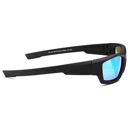 c89484b63e Naga Sports Youth Teenager UV400 Polarized Sunglasses for - Import It All