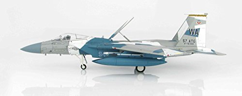 Hobby Master 4556 F-15C Eagle 65th Aggressor Sqn 2013 1/72 Scale Diecast Model - Eagle Diecast Model