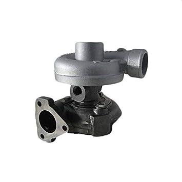 GOWE Turbocompresor para S1B 315921 315920 312114 312935 836659179 Turbo turbocompresor para Valtra BF75 BL77 bl88 700 tractor motor: 320ds 3300 CC 61 Kw: ...