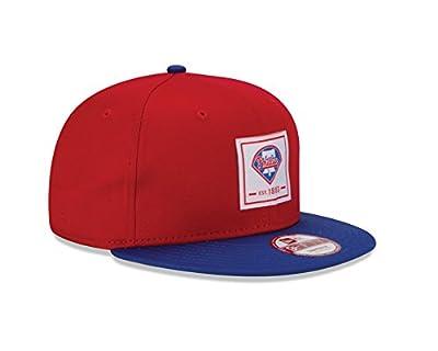 MLB Philadelphia Phillies Patch Perfect 950 Snapback Cap