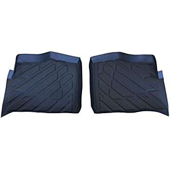Amazon Com Polaris Rzr Xp 1000 Front Floor Mats Liners