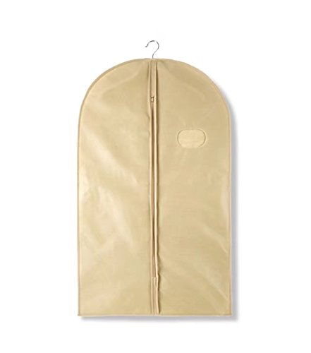 """YAAGLE Garment Cover Breathable Dust Bag 39.4"""",50.4"""",59""""Storage Suits Coats Dresses"""