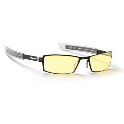 Gunnar Optiks PAR-00101 PARALEX ADVANCED GAMING EYEWEAR AMBER/GLOSS ONYX