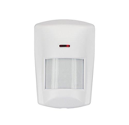 Lupus Electronics LUPUSEC PIR Bewegungsmelder für die XT Alarmanlagen, kompatibel mit der XT1 und XT2 Funk Alarmanlagen, Energieklasse A, 12003