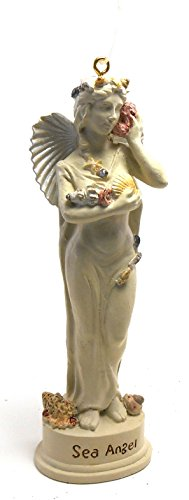 - Midwest-CBK Sea Angel Sea Statue Christmas Ornament
