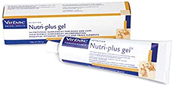 Nutri Plus - Gel mineral multivitamínico (120 g)