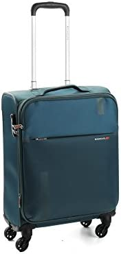Roncato Speed 416123 Maleta, 55 cm, 74 litros, Azul