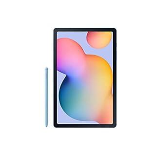 "Samsung Galaxy Tab S6 Lite 10.4"", 64GB WiFi Tablet Angora Blue - SM-P610NZBAXAR - S Pen Included"