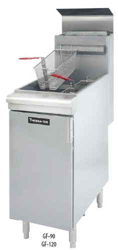 therma-tek-gf-90-tube-fired-gas-fryers-35-40-lb-oil-capacity-