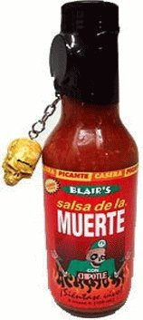 Bureazu salsa Death source 150ml 3 times the hotness of Tabasco (next day shipping available