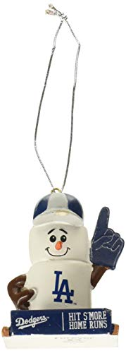 Los Angeles Dodgers 2016 Smores Ornament