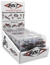(Bolt MC Hardware CRF Bolt Track Pack 56CRFTP)