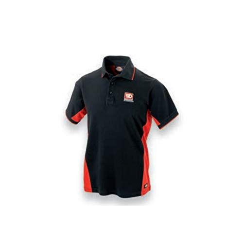 Facom - Polo bicolor negro/rojo 100% algodón talla XL - VP.poloblk ...