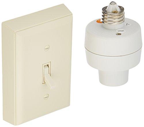 Heath Zenith BL-6138-LA Basic Solutions Wireless Switch and Socket