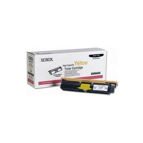 Xerox 113R00694 113R00694 High-Yield Toner, 4500 Page-Yield, Yellow