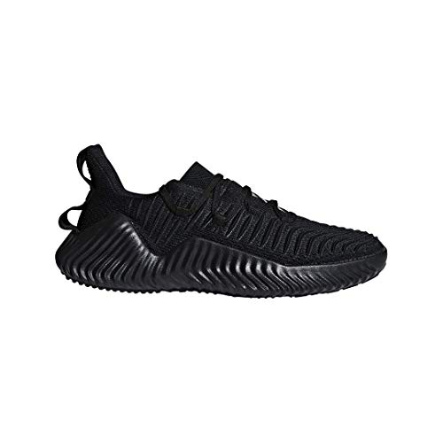 adidas Men's Alphabounce Trainer Cross Black, 10.5 M US ()