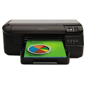 HP Officejet Pro 8100 Wireless Color Inkjet Printer by HP