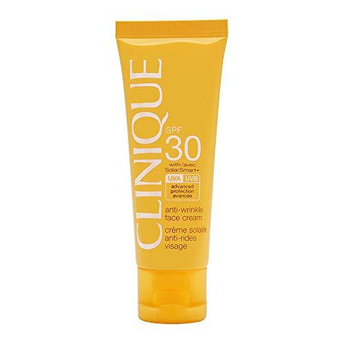 Clinique SPF 30 Sunscreen Anti-Wrinkle Face Cream, 1.7 Ounce, Multicolor