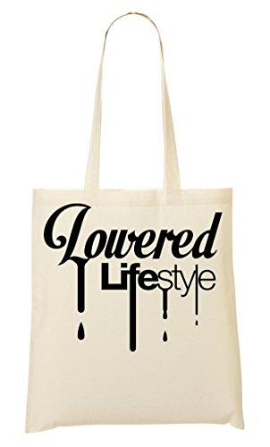 Lowered Lifestyle Bolso De Mano Bolsa De La Compra
