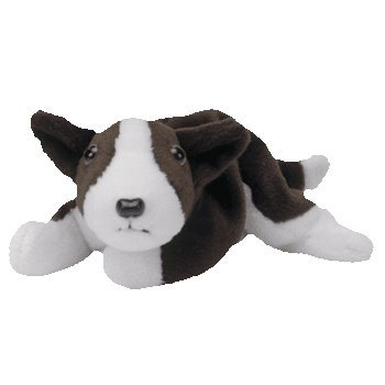 Ty Beanie Babies - Bruno the Dog - Retired