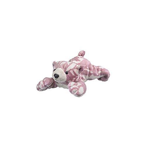 Mossy Oak Wildlife Artists, Inc (TM) Bottomland Pink Camo Bear - Mossy Oak Plush