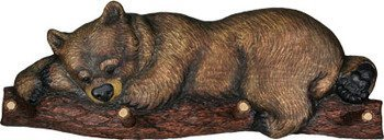 Rivers Edge Bear Coat Rack 24'' by River's Edge Products