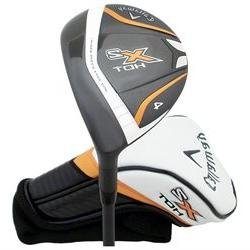Callaway Men's X2 Hot fairway 4 Wood, Right, Graphite, Stiff, 17 Degree