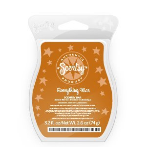 Scentsy Everything Wickless Candle Squares