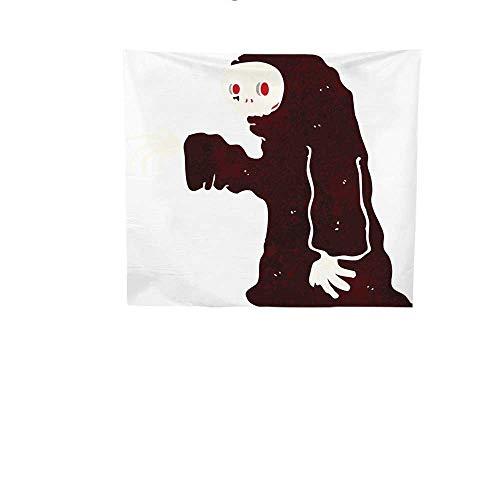 Sunset glow Simple Tapestry Cartoon.jpg Spooky.jpg Halloween.jpg Costume.jpg Big Tapestry 55W x 55L Inch