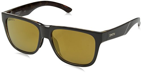 Smith Lowdown 2 ChromaPop Polarized Sunglasses, Gravity Tortoise ()
