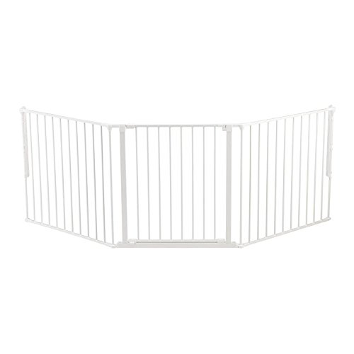 2 panel baby gate sections - 1