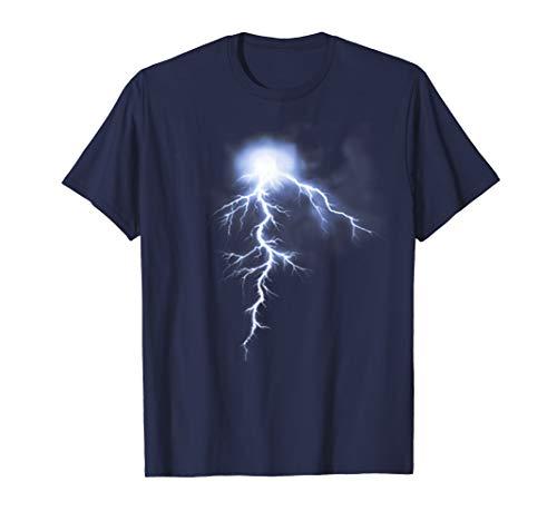 Purple Lightning Bolt (Outdoors Strikes Thunder Graphic Flash Firebolt Globular)