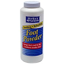 Perfect Purity soothing and refreshing foot powder - 7 Oz