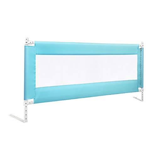 Lifting Bed Guardrail for Toddlers Height Adjustable Safety