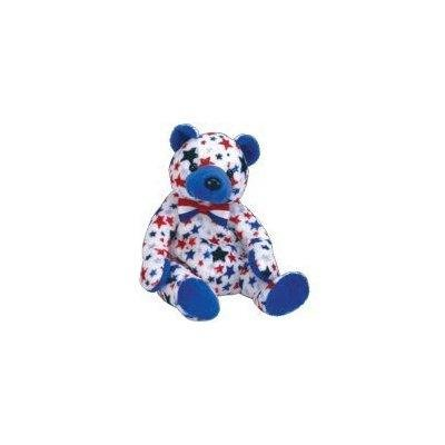 TY POPS the BEAR BEANIE BABY MINT TAGS USA EXCLUSIVE