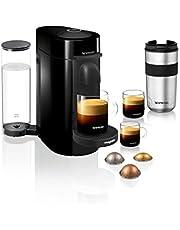 Nespresso Vertuo Plus koffiemachine, zwarte afwerking door Magimix
