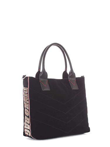 Mujer Poliéster Pinko Tipo Negro 1h20hmy4pgz99 Bolso Shopper Ha7dqwC