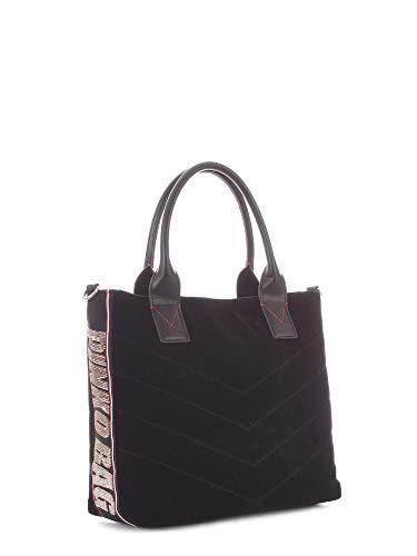 1h20hmy4pgz99 Mujer Pinko Bolso Tipo Negro Poliéster Shopper 7gwPq5
