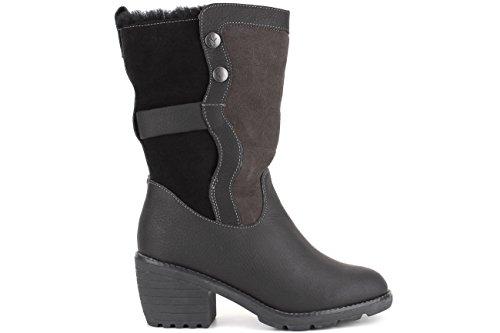 EMU Australia Perisher Boot - Womens Black dJUjvpW6