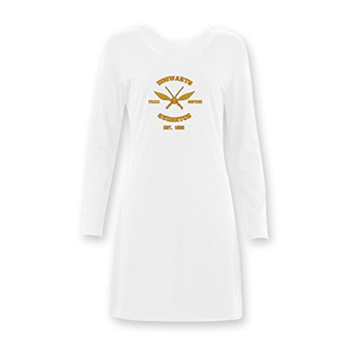 Jane Harry Potter Quidditch Golden Snitch Women's Girls Long Nightshirts XS-XXXL (Harry Potter Dressing Up)
