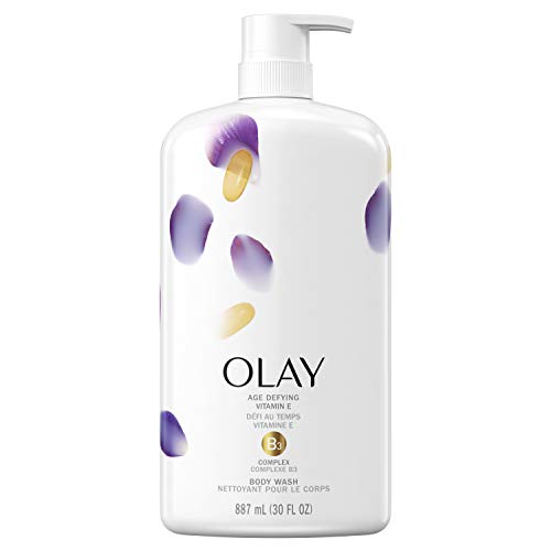Olay Age Defying with Vitamin E Body Wash, 30 Fluid Ounce
