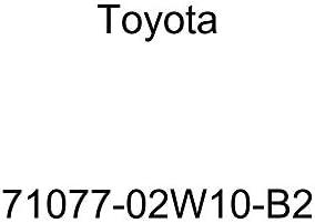 TOYOTA Genuine 71077-02W10-B2 Seat Back Cover
